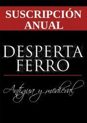 suscripción anual Desperta Ferro Antigua y Medieval