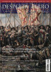 Richelieu contra olivares batalla de Rocroi