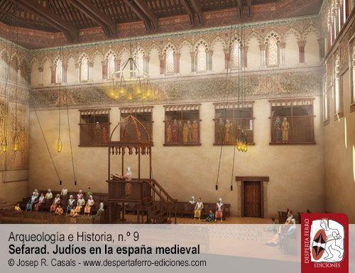 sabbat sinagoga del Tránsito de Toledo