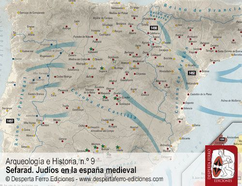 expulsión judíos 1492