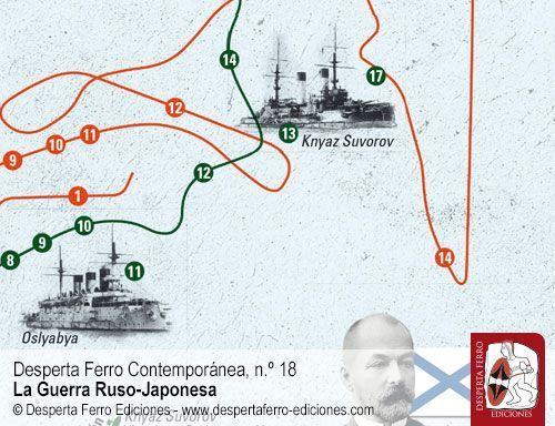 batalla naval de Tsushima