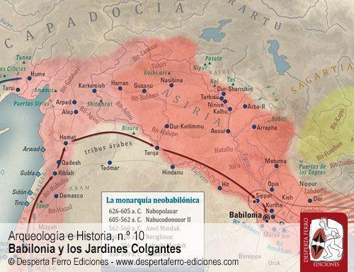 Nabucodonosor II monarquía neobabilónica