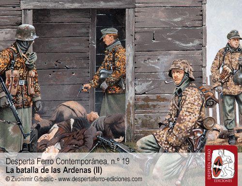 Waffen SS guerra de exterminio