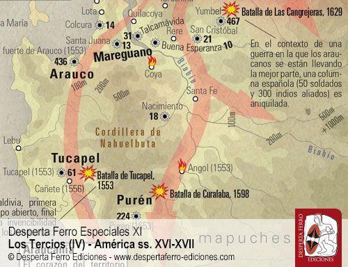 guerra de Chile 1598