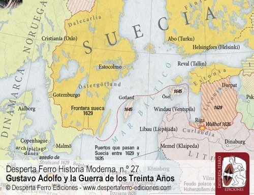 Gustavo Adolfo y la Guerra de los Treinta Años - Desperta Ferro