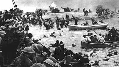 Evacuación Dunkerque