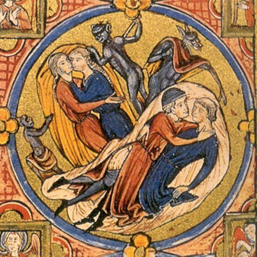homosexualidad medieval