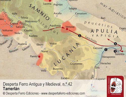 conflicto romano-tarentino Pirro