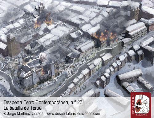 Batalla de Teruel - Desperta Ferro