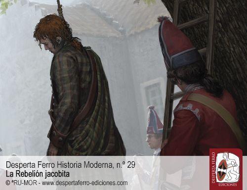 La Rebelión jacobita - Desperta Ferro