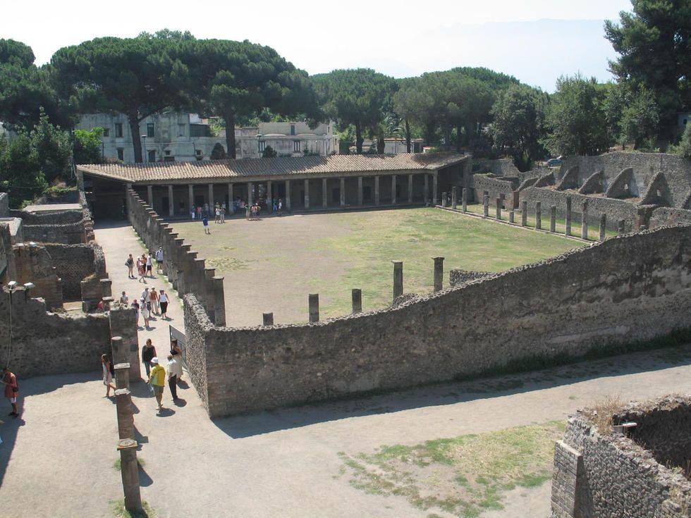 ludus de Pompeya