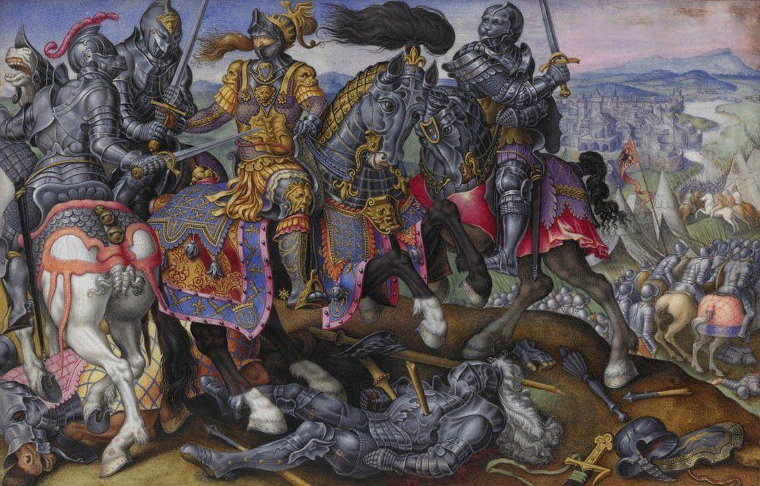 captura capturó a Francisco I