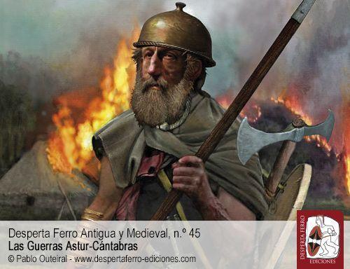 La guerra contra los astures por Jorge Camino Mayor (Universidad de La Rioja)