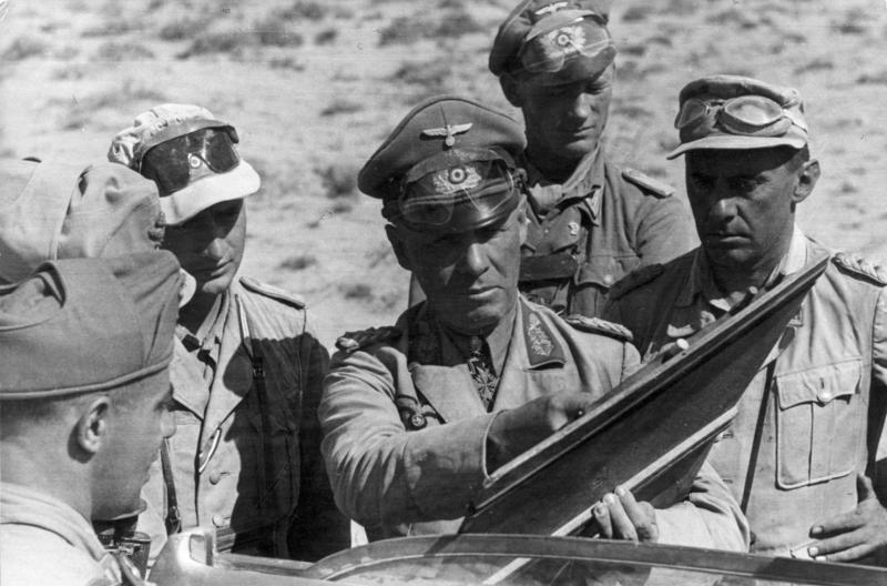 Rommel Afrika Korps