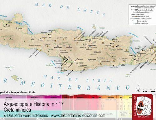 Los minoicos de arriba abajo. Política, economía y sociedad en la Creta de la Edad del Bronce por Ilse Schoep