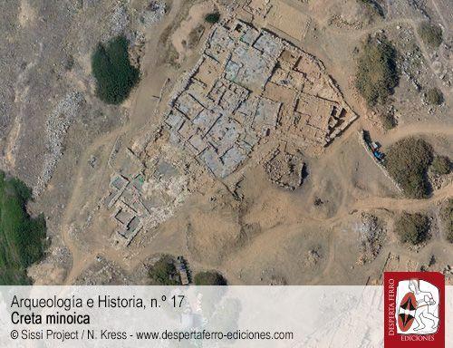 El periodo micénico en Creta debate por Charlotte Langohr (Université Catholique de Louvain)