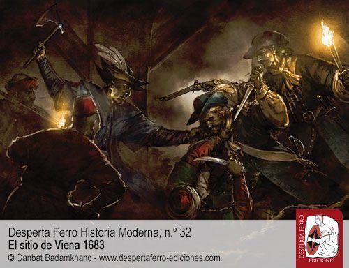 La defensa de Viena por Friedrich Edelmayer (Universität Wien)