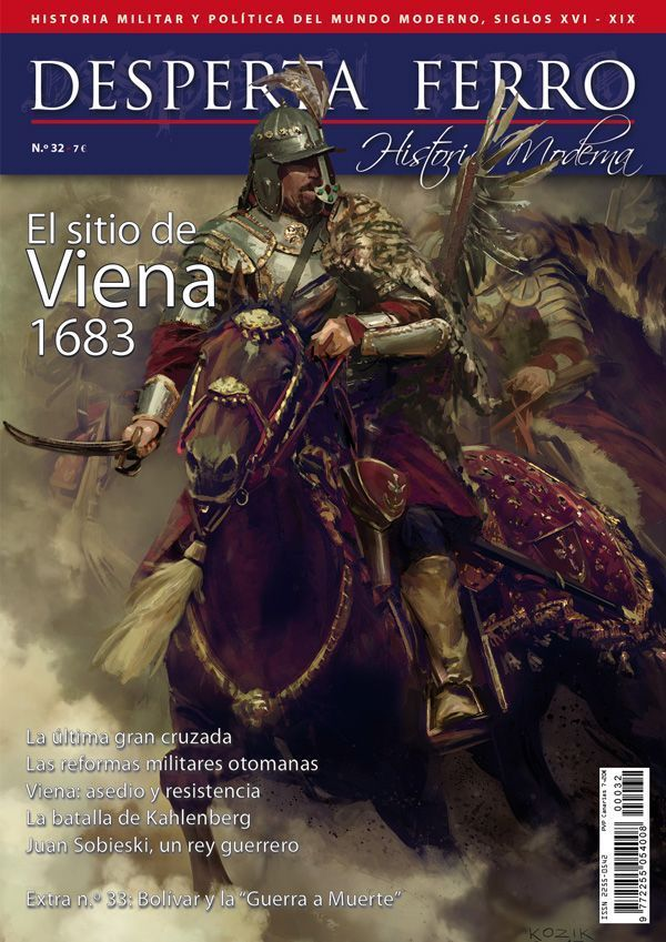 Desperta Ferro Moderna n.º 32: El sitio de Viena 1683