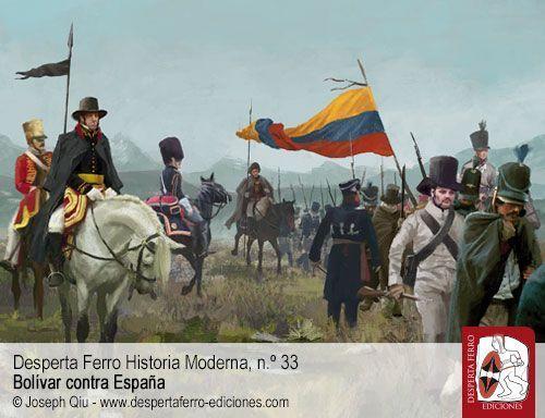 La guerrilla de Bolívar por Edgardo Mondolfi Gudat (Academia Nacional de la Historia de Venezuela)