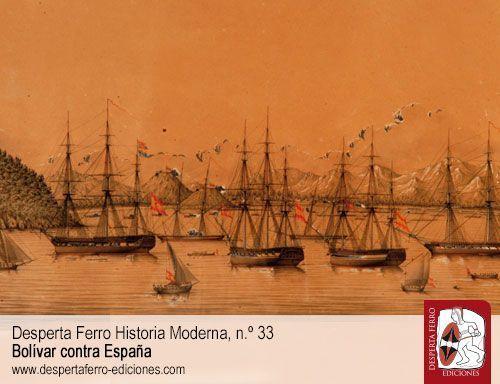 La expedición de Morillo a Nueva Granada por Justo Cuño Bonito (Universidad Pablo de Olavide)