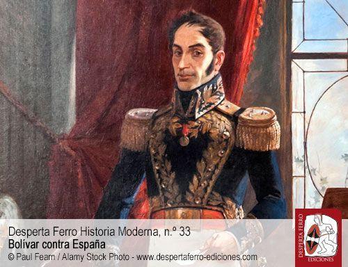 Bolívar, el hombre y el mito por Antonio Sáez-Arance (Universität zu Köln)