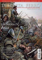 Tercios en Asia - Desperta Ferro Especial XV