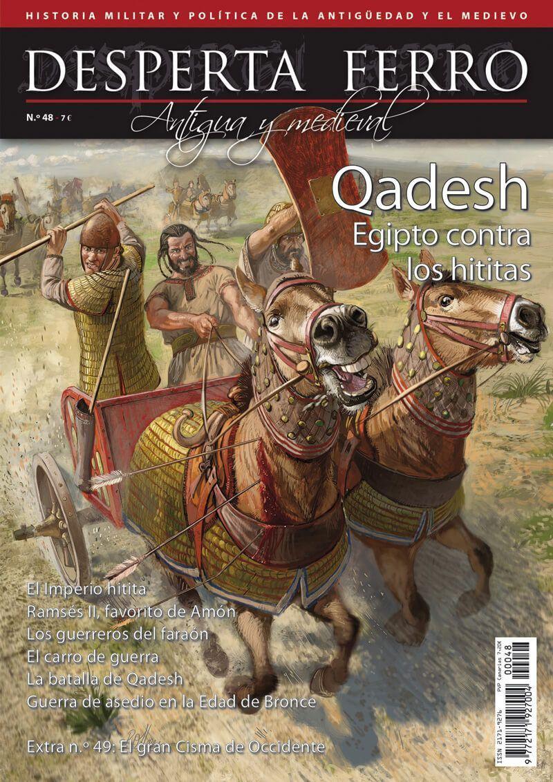Qadesh. Egipto contra los hititas