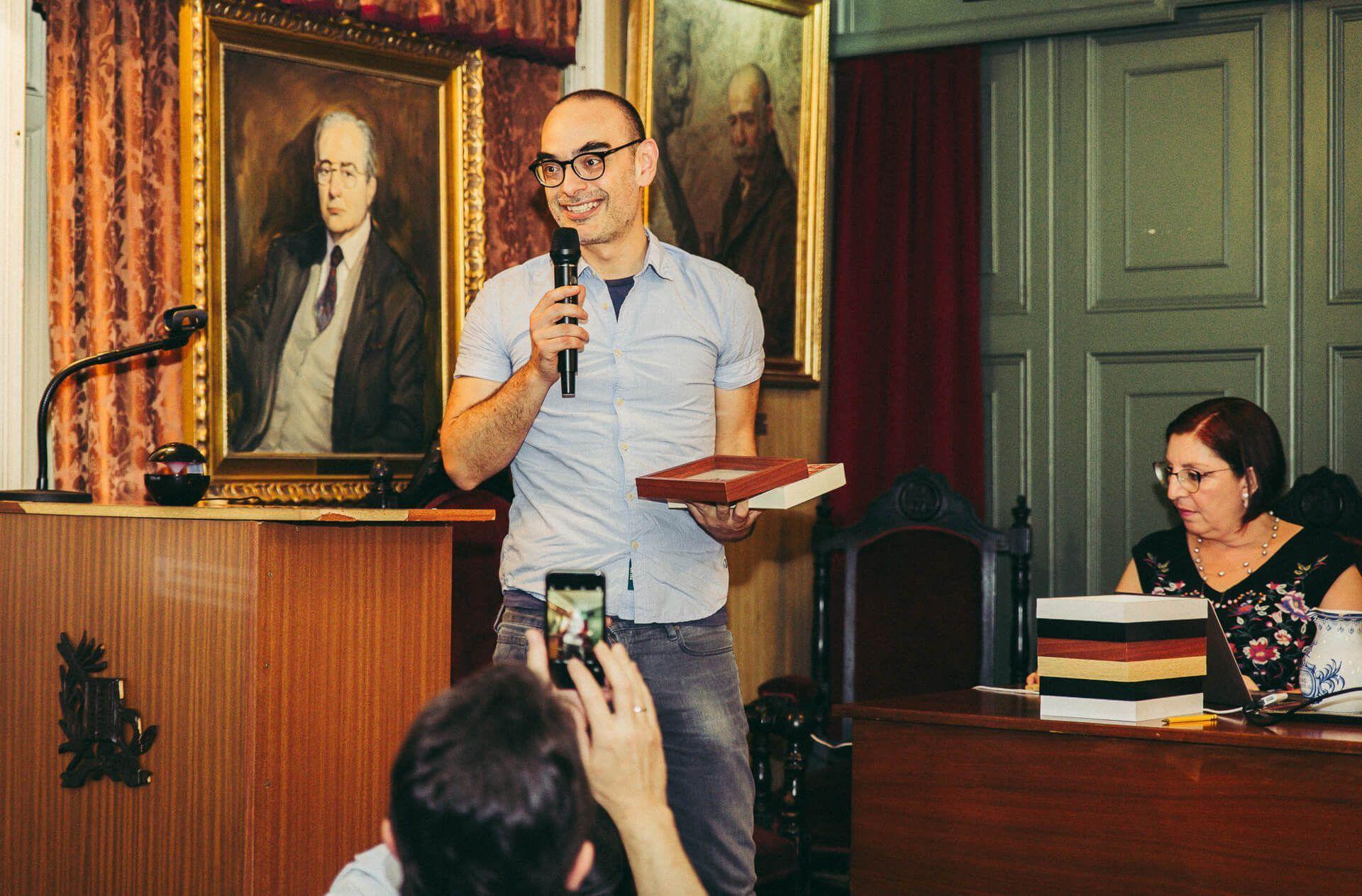 VIII Premio Hislibris