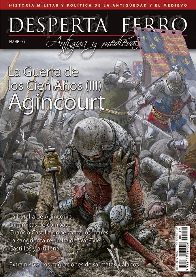 Desperta Ferro Antigua y Medieval n.º49: La Guerra de los Cien Años (III) Agincourt