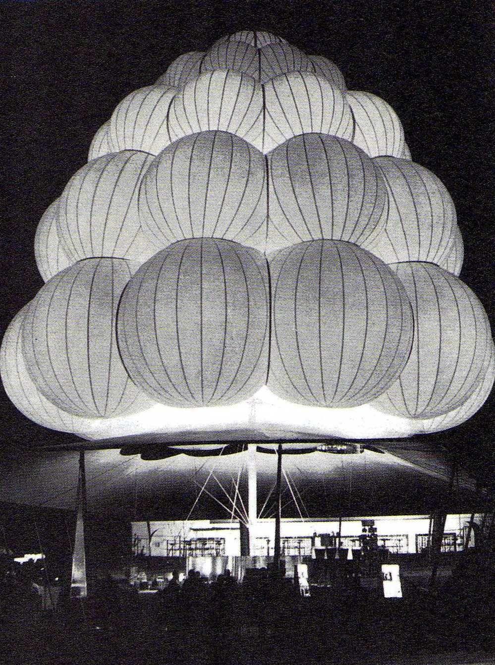 Brass Rail Snackbar, Nueva York, Feria Universal, 1964.