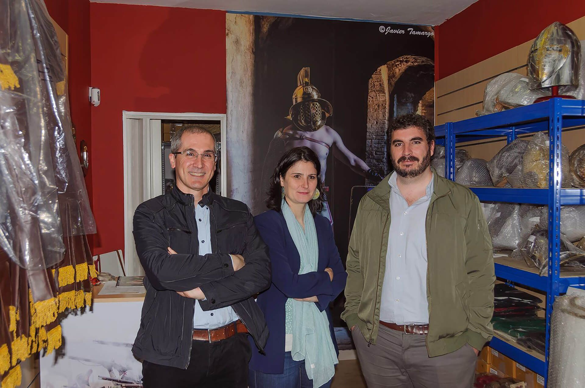 Casa del Recreador Historia recreacion historica