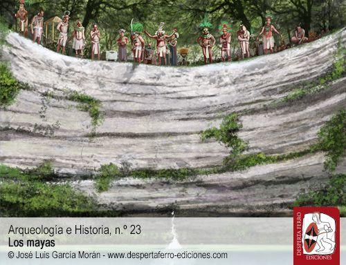 Entre dioses. El mundo sagrado de los antiguos mayas por Ana García Barrios (Universidad Rey Juan Carlos)