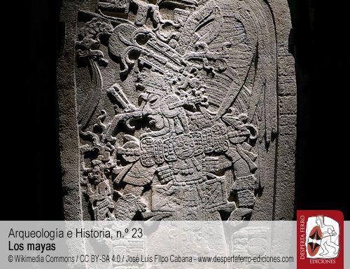 """El """"colapso"""" maya. Crisis y transformación en las tierras bajas del período clásico por Andrés Ciudad Ruiz (UCM)"""