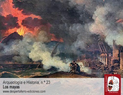 Y además, introduciendo el n.º 24, Las resurrecciones de Pompeya por Tomás Aguilera Durán