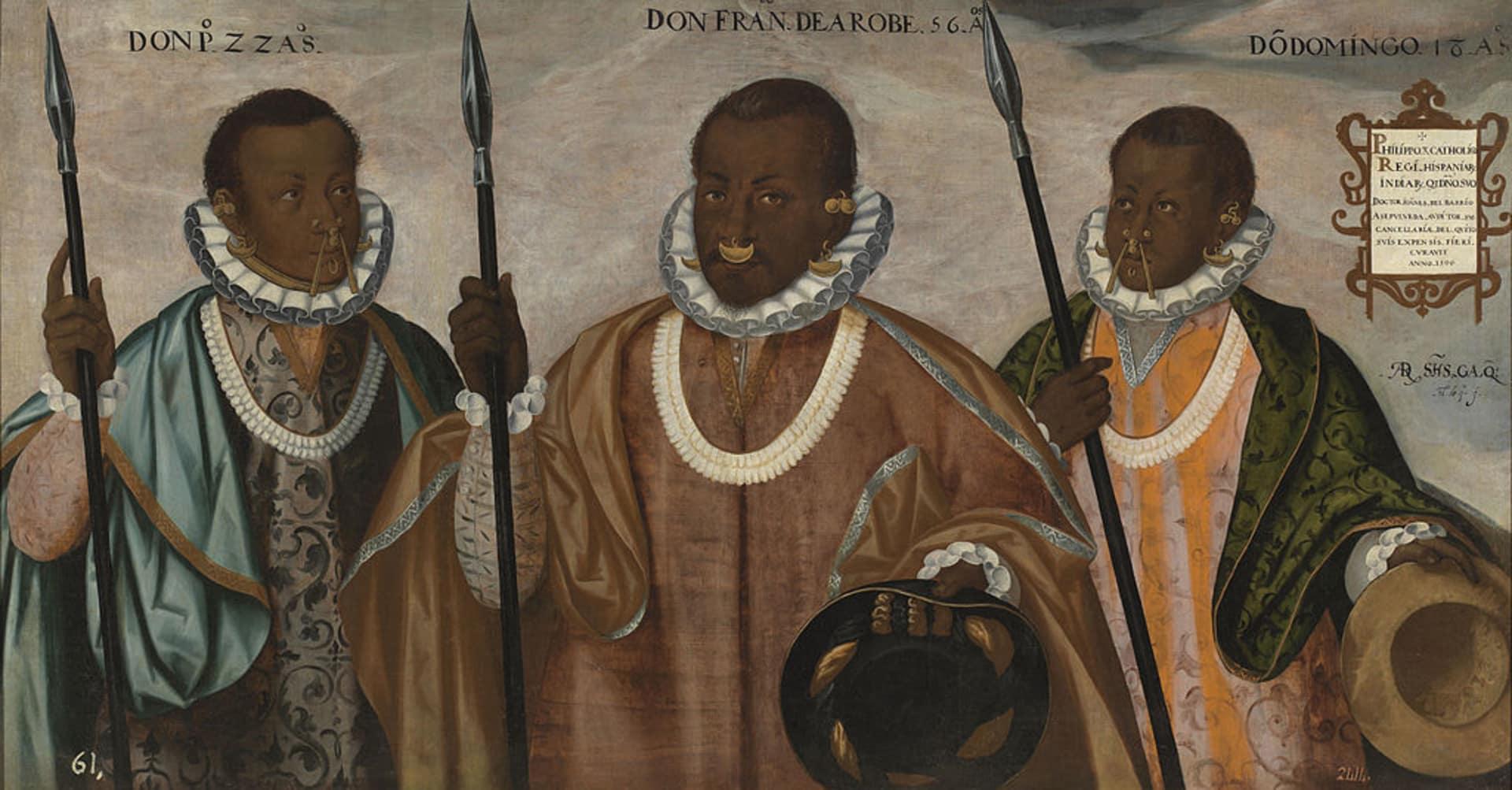 Los conquistadores negros. El papel africano en la conquista de América