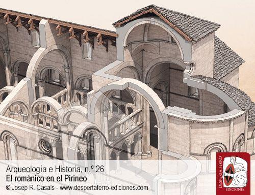 Los inicios del románico en el Pirineo aragonés por Javier Martínez de Aguirre (UCM)
