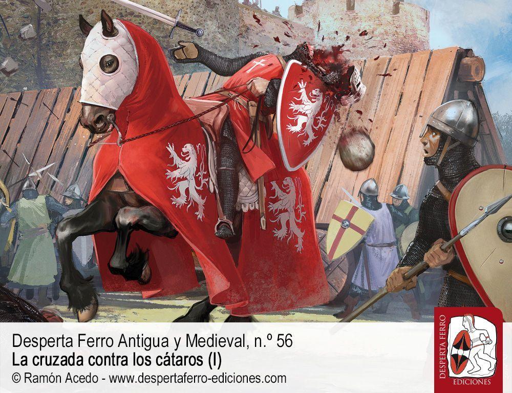 Los más temibles asedios, 1209-1215 por Laurence W. Marvin (Berry College)