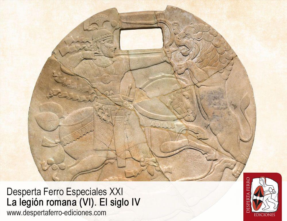 Los equites sagittarii. Los arqueros montados del Ejército romano por David Soria (Universidad de Murcia)