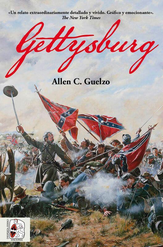 libro Gettysburg de Allen C. Guelzo