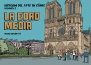 Historia del arte en cómic La Edad Media Pedro Cifuentes