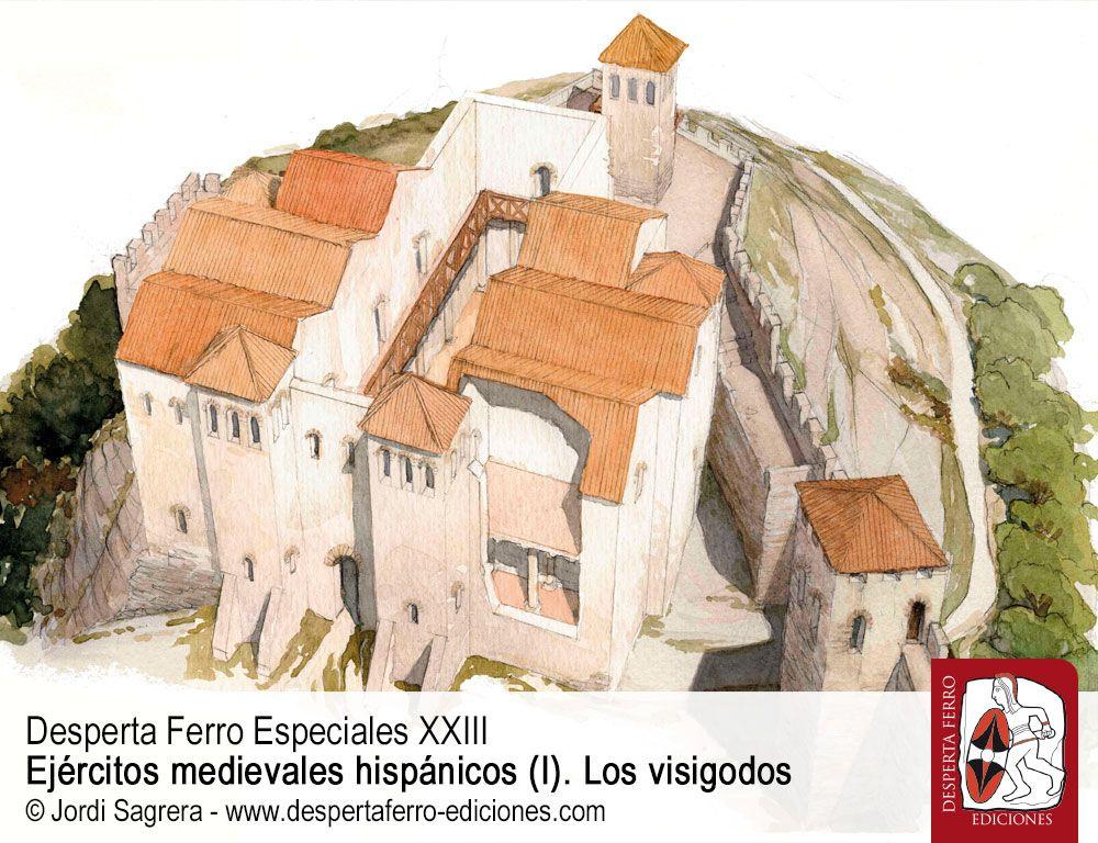 Castra, turres et clausurae. Las fortificaciones visigodas: algunas cuestiones para su definición por José María Tejado Sebastián (Universidad de la Rioja)