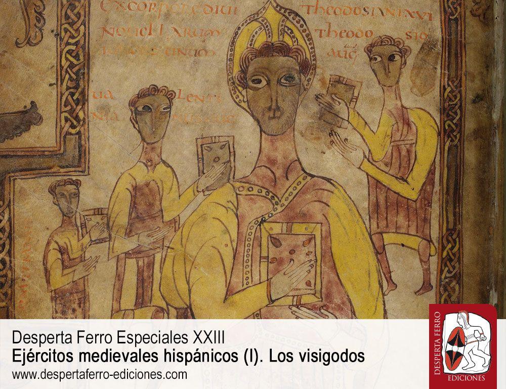 Las leyes militares de los reyes visigodos del siglo VII por Iñaki Martín Viso (Universidad de Salamanca)