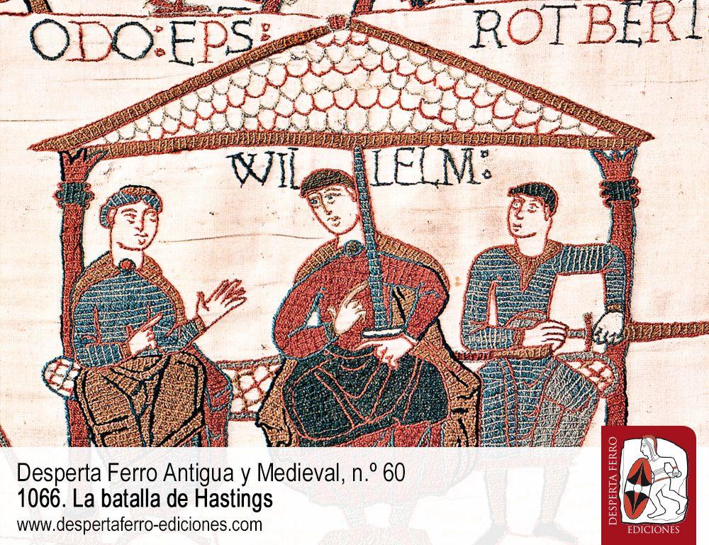 La formación de la Inglaterra normanda por Mark Hagger (Bangor University)