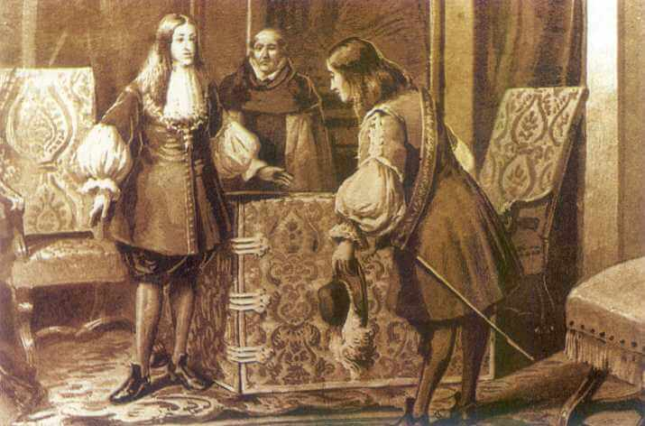 Manuel Joaquín Álvarez de Toledo Portugal y Pimentel VIII conde de Oropesa Carlos II