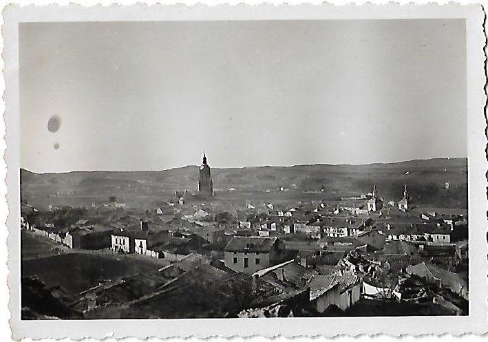 Burgo de Osma guerra civil 1938