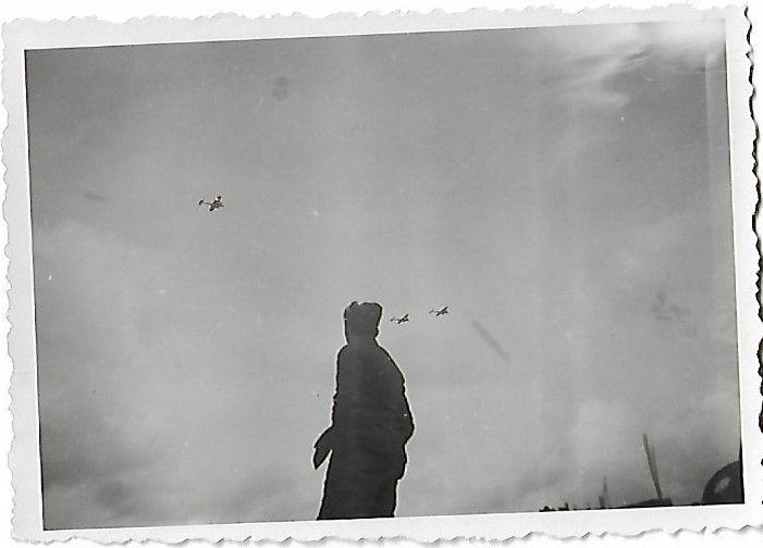 Legión Cóndor aeródromo de La Rasa