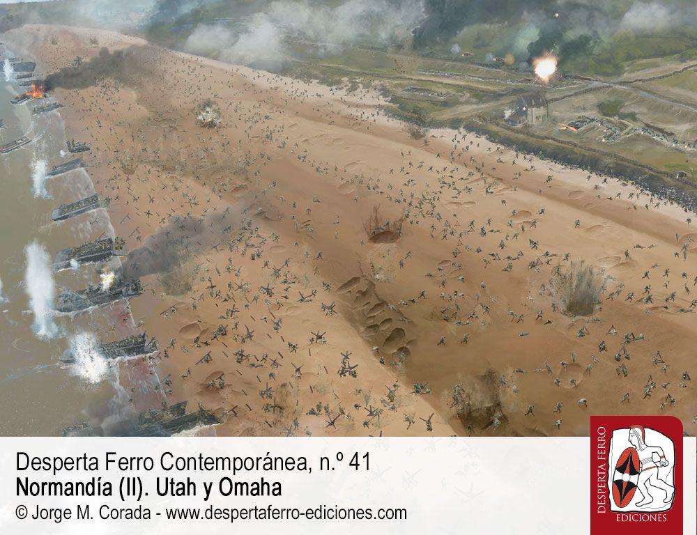 Omaha la sangrienta por Olivier Wieviorka