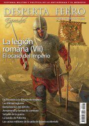 La legión romana siglo V (VII) El ocaso del Imperio