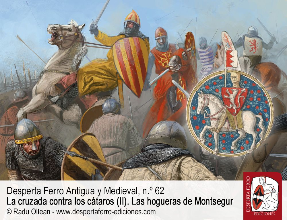 La reconquista occitana por Laurent Macé (Université Toulouse Jean Jaurès) cátaros Montsegur