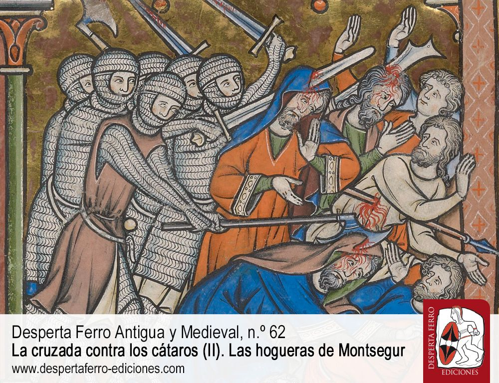 El ocaso de los cátaros por Anne Brenon (Centre d'Etudes cathares) Montsegur
